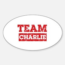 Team Charlie Decal