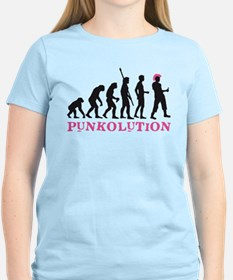 evolution punk T-Shirt