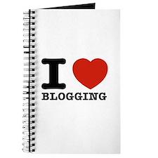I heart Blogging Journal