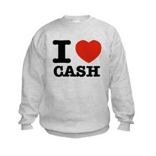 I heart Cash Jumpers