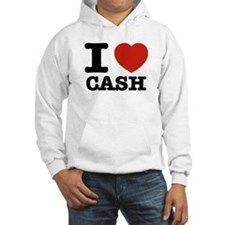 I heart Cash Hoodie