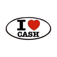 I heart Cash Patches