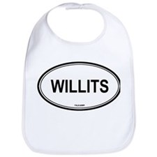 Willits oval Bib