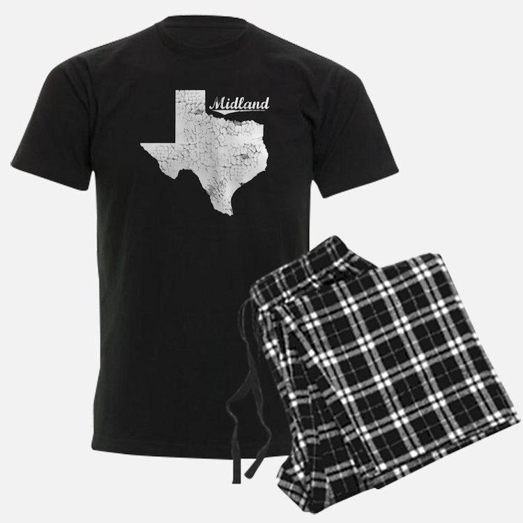 Midland, Texas. Vintage Pajamas