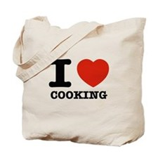 I heart Cooking Tote Bag