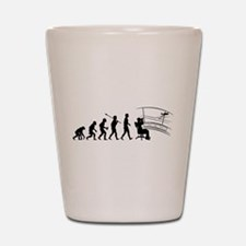 Air Traffic Controller Shot Glass