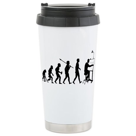 Architect Stainless Steel Travel Mug