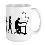 Architect Large Mugs (15 oz)