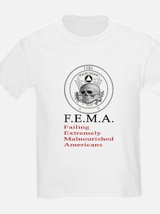 F.E.M.A. Kids T-Shirt