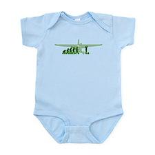 Aircraft Technician Infant Bodysuit