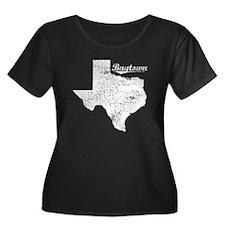 Baytown, Texas. Vintage T
