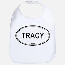 Tracy oval Bib