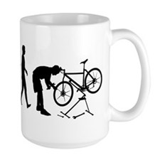Bicycle Mechanic Mug