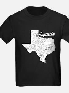Temple, Texas. Vintage T