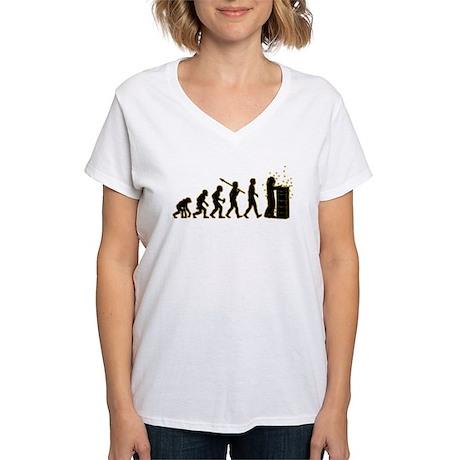 Beekeeper Women's V-Neck T-Shirt