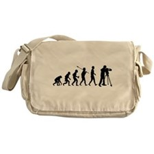 Cameraman Messenger Bag