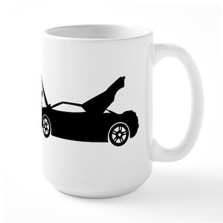 Car Mechanic Large Mug