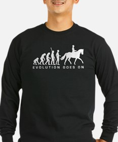 evolutio dressage riding T