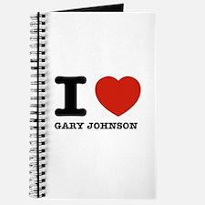 I heart Gary Johnson Journal