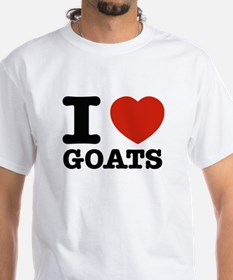 I heart Goats Shirt