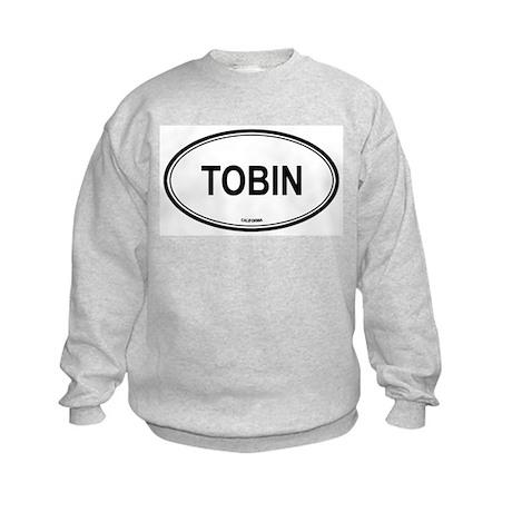 Tobin oval Kids Sweatshirt