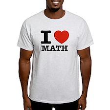I heart Math T-Shirt