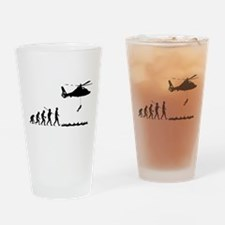 Coast Guard Drinking Glass