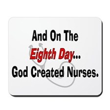 And on the eigth NURSES.PNG Mousepad