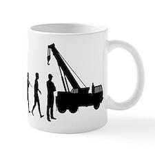 Crane Operator Small Mug