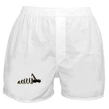 Crane Operator Boxer Shorts
