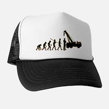 Crane Operator Trucker Hat