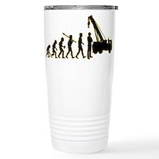 Crane Operator Travel Mug