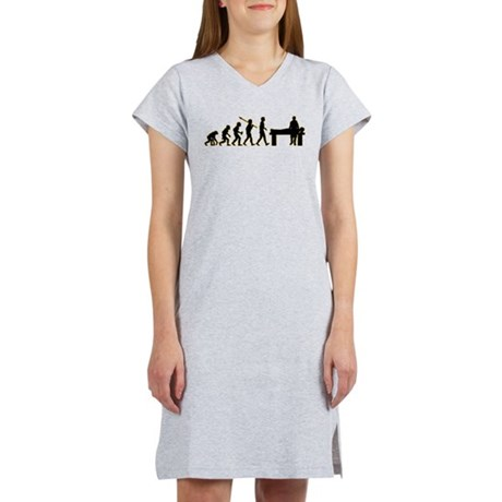 Coroner Women's Nightshirt