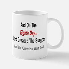 And on the eigth day SURGEON.PNG Mug