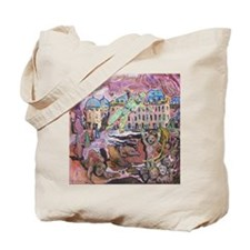BELVEDERE GHOSTS Tote Bag