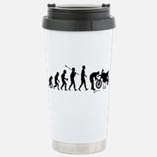 Dirt Bike Mechanic Travel Mug