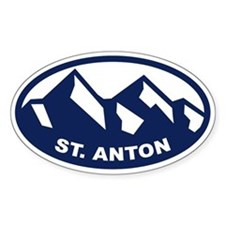 St. Anton Decal