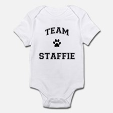 Team Staffie Infant Bodysuit