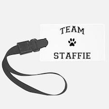Team Staffie Luggage Tag