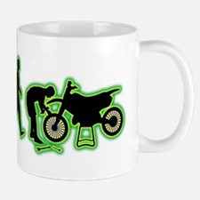 Dirt Bike Mechanic Mug