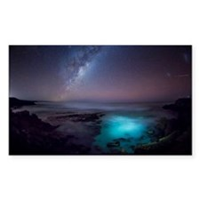 Milky Way over Southern Ocean Decal