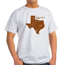 West Point, Texas (Search Any City!) T-Shirt