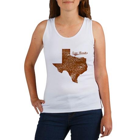 San Benito, Texas (Search Any City!) Women's Tank
