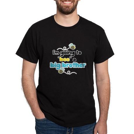 Bumble Bee a Big Brother Dark T-Shirt