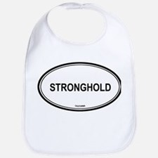 Stronghold oval Bib