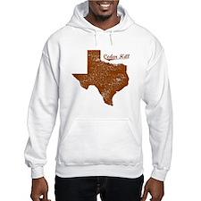 Cedar Hill, Texas (Search Any City!) Hoodie