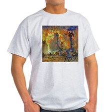 Manmade Sunset T-Shirt