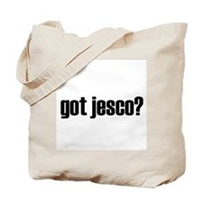 got jesco? Tote Bag