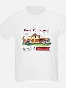 Vintage Romney Dog T-Shirt
