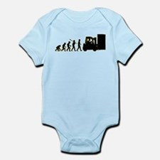 Forklift Operator Infant Bodysuit